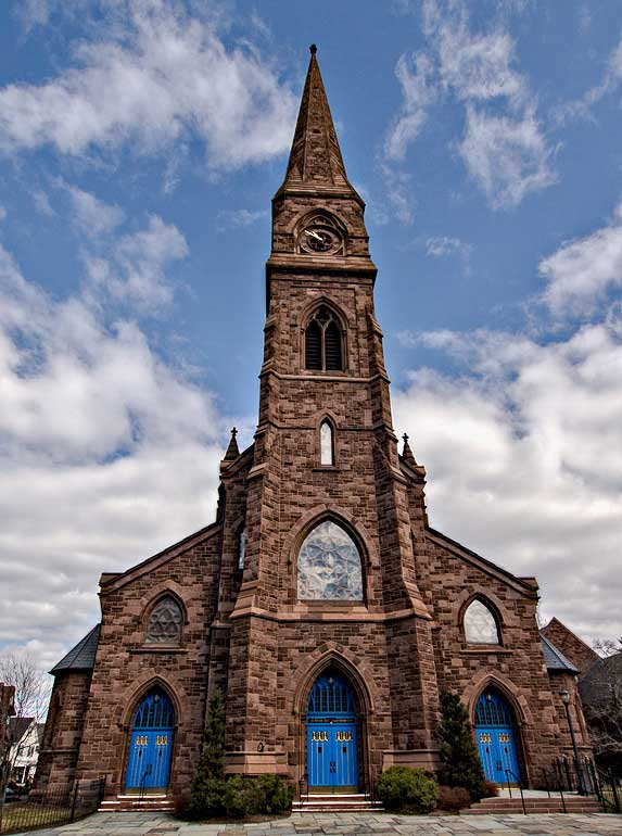 Asylum Hill Congregational Church