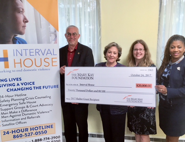 Local Domestic Violence Program Receives $20,000 Grant